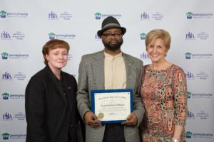 """Home Health Care Dix Hills NY - Verneil """"Ric"""" Williams of Extended Family Care Named 2018 Pennsylvania Direct Care Worker of the Year"""
