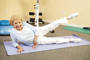 Home Care Services Plainview NY - What Can You Tell Your Senior if She Doesn't Want to Exercise?