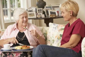 Elder Care Northport NY - What to do When Your Senior Loses Interest in Eating