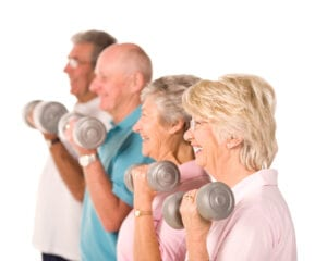 Elderly Care Floral Park NY - What Exercises Are Safe for Your Aging Parents?