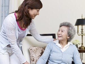 Caregiver Plainview NY - Four Ways to Help Your Senior Adjust to Having a Caregiver